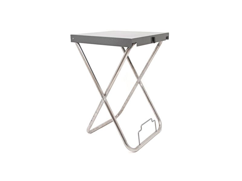 Steel Urn Table